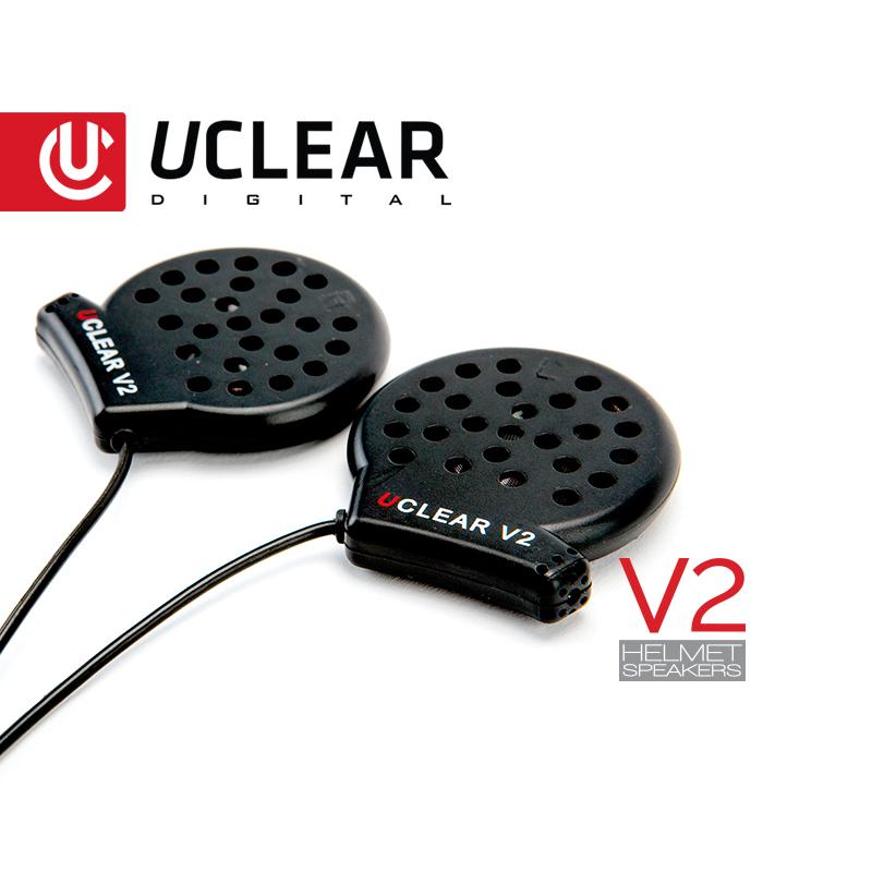 uclear hbc100 plus bluetooth helmet audio system. Black Bedroom Furniture Sets. Home Design Ideas