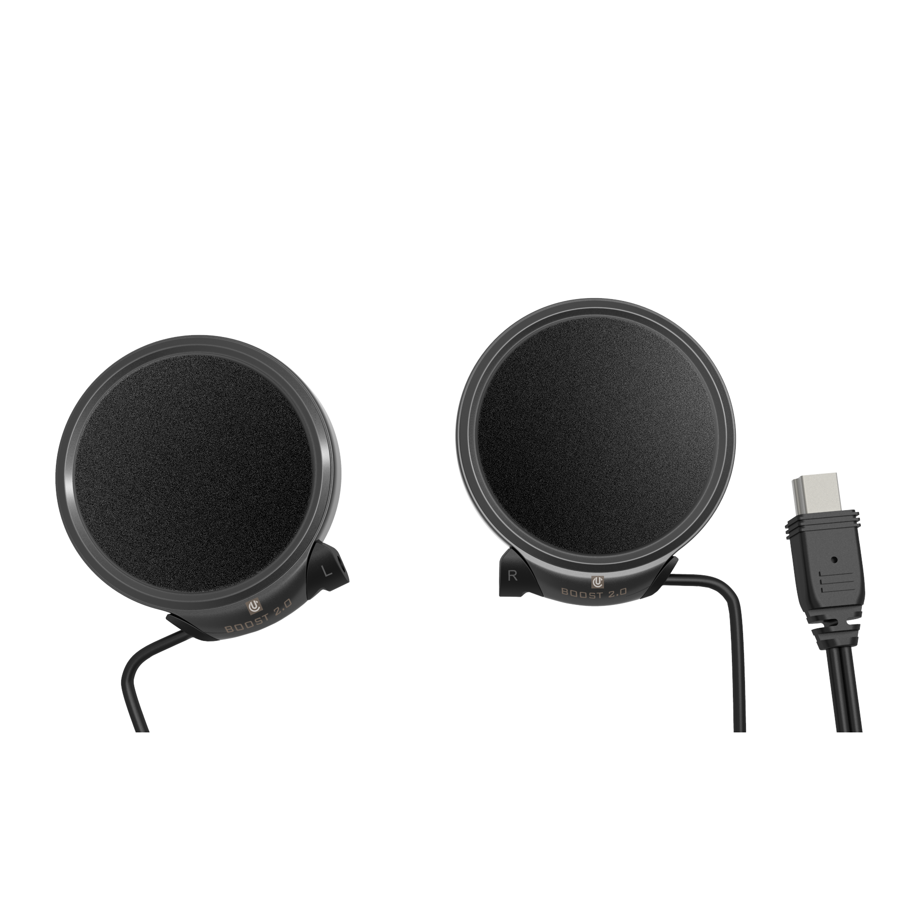 Boost 2 0 Helmet Speakers Microphones By Uclear